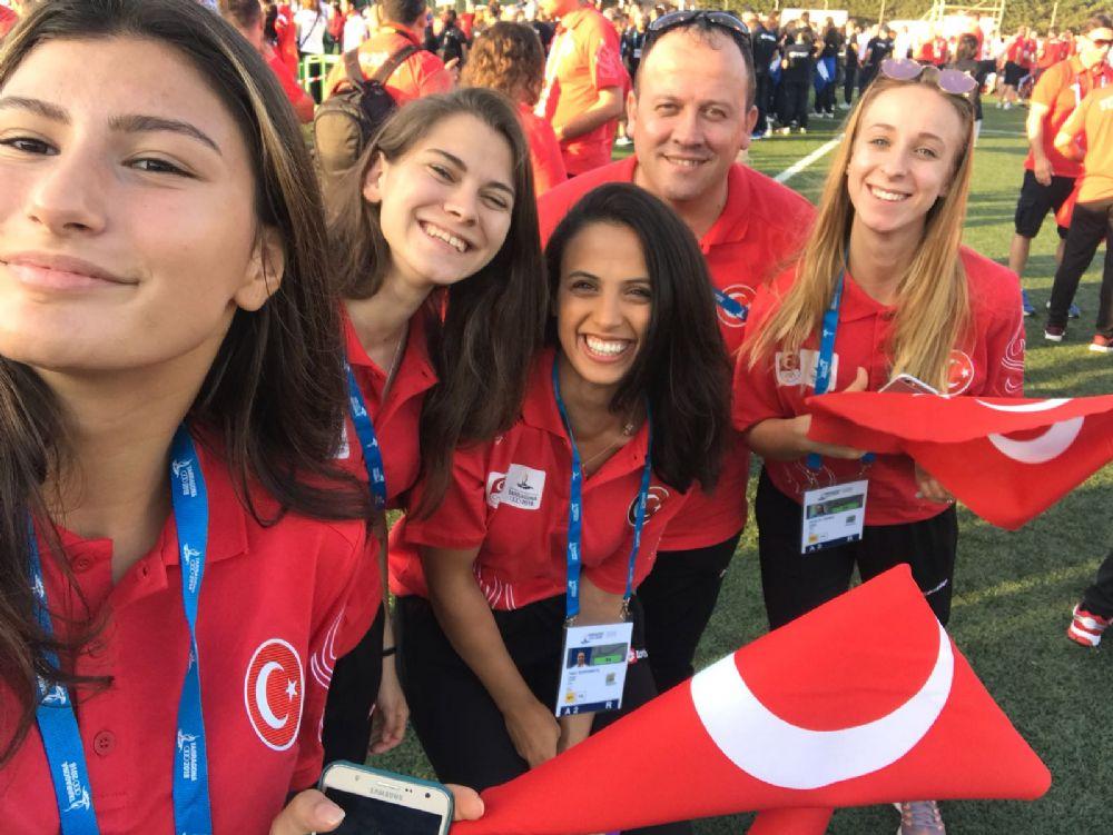 Akdeniz Oyunlarında eskrim müsabakaları başlıyor