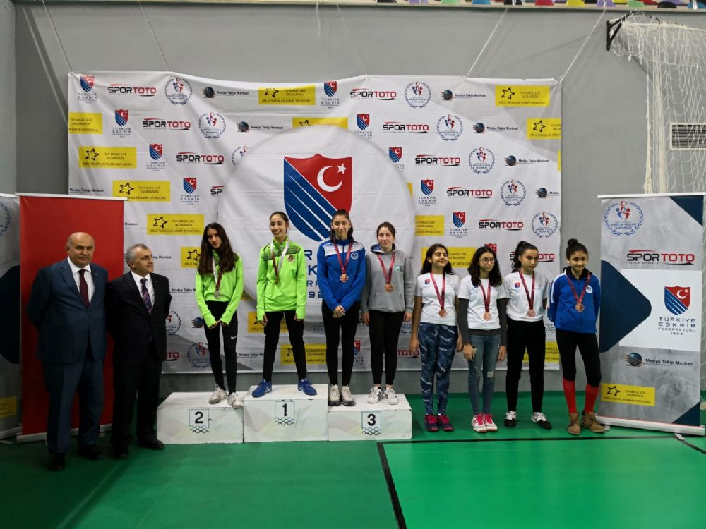 Trabzon-Büyükler Epe-Kılıç Türkiye Şampiyonası ve U10-U12-U14 Epe Açık Turnuvası Tamamlandı