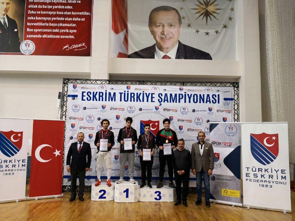 Adıyaman'da Türkiye Şampiyonası Heyecanı