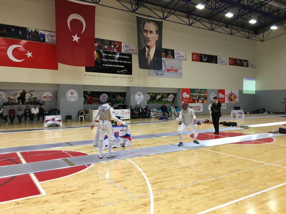 İstanbul'da Düzenlenen Türkiye Şampiyonası Sona Erdi