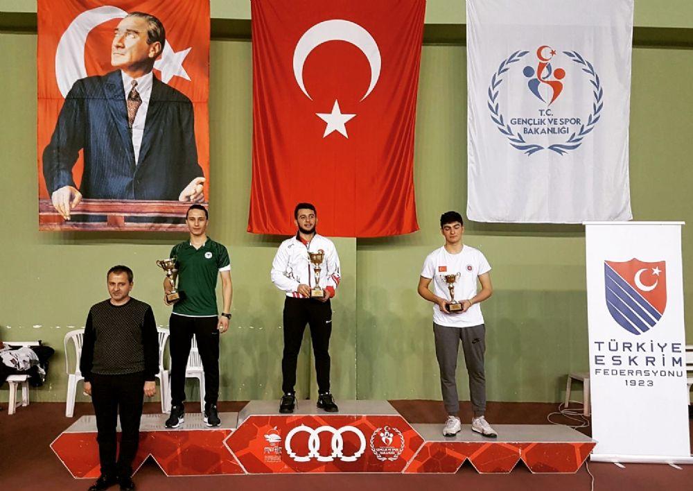 Gençler Epe Federasyon Kupası Sona Erdi
