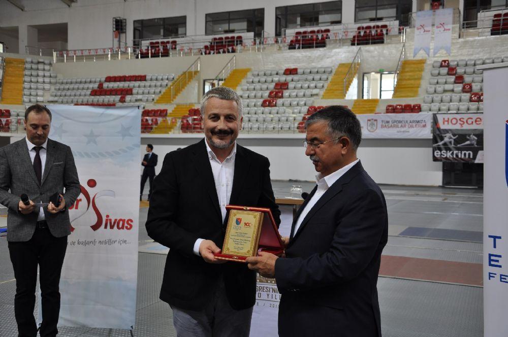 Yeni Sezonun İlk Turnuvası Sivas'ta Tamamlandı