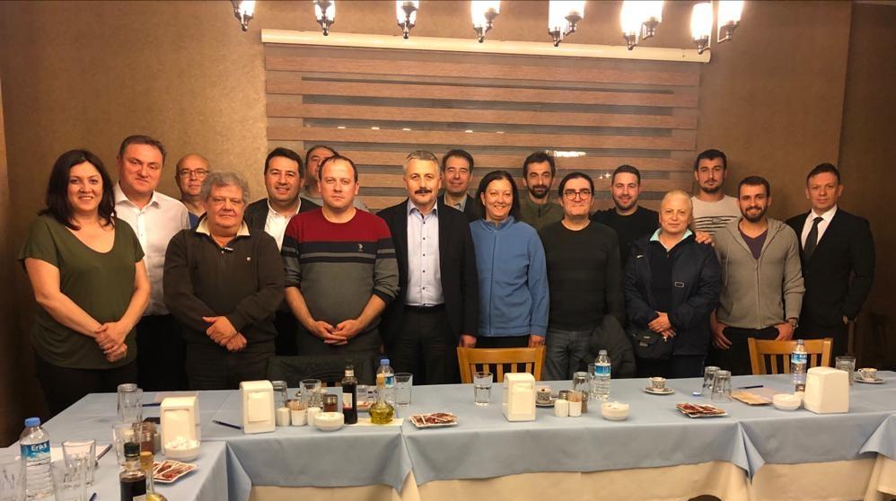 Kartal Eskrim Performans Merkezi Çalıştayı İstanbul'da yapıldı