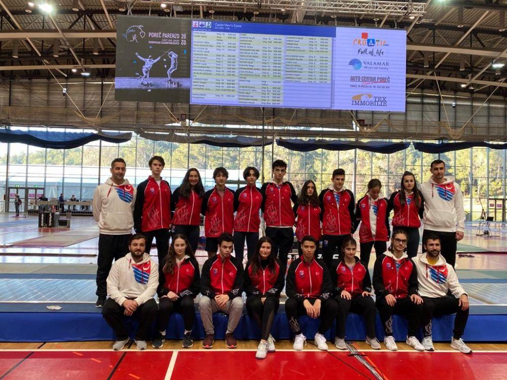 Yıldızlar ve Gençler Avrupa Şampiyonası Yarın Başlıyor