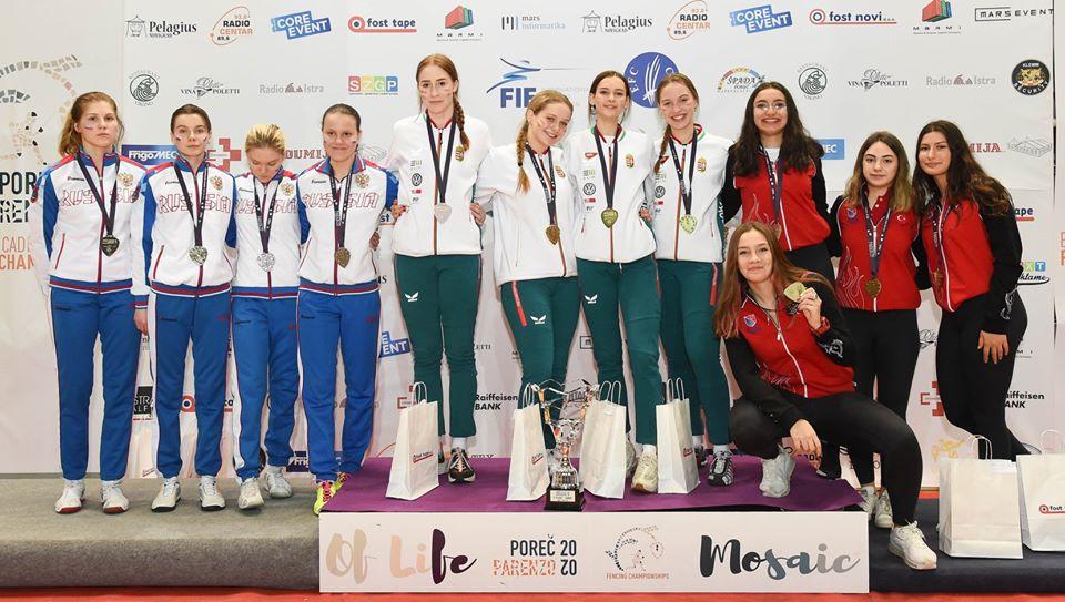 Yıldızlar ve Gençler Avrupa Şampiyonası Sona Erdi