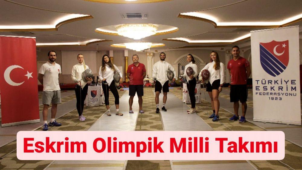 Olimpik Takım Antalya'da Hazırlık Kampına Girdi
