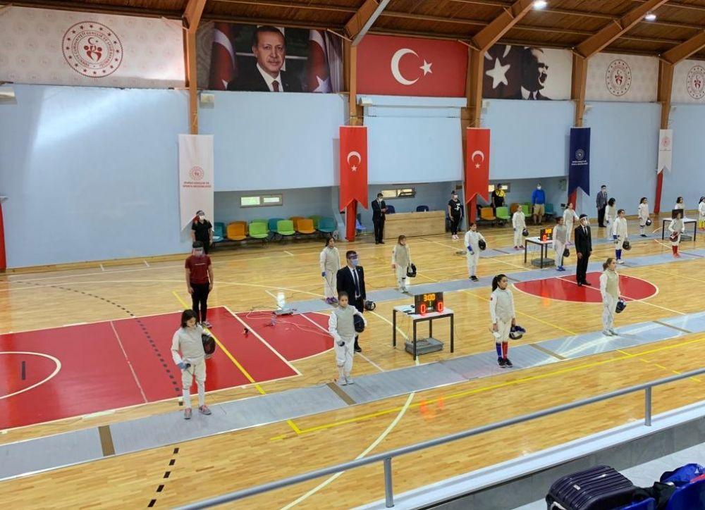 U12 Flöre Açık Turnuva Bursa'da Tamamlandı