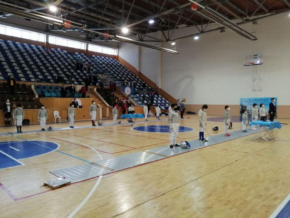 Karaman'da Turnuva Coşkusu Sona Erdi