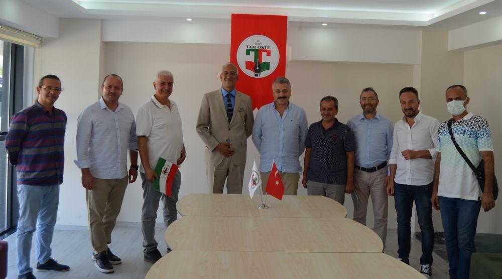 İzmir'de Anlamlı İş Birliği