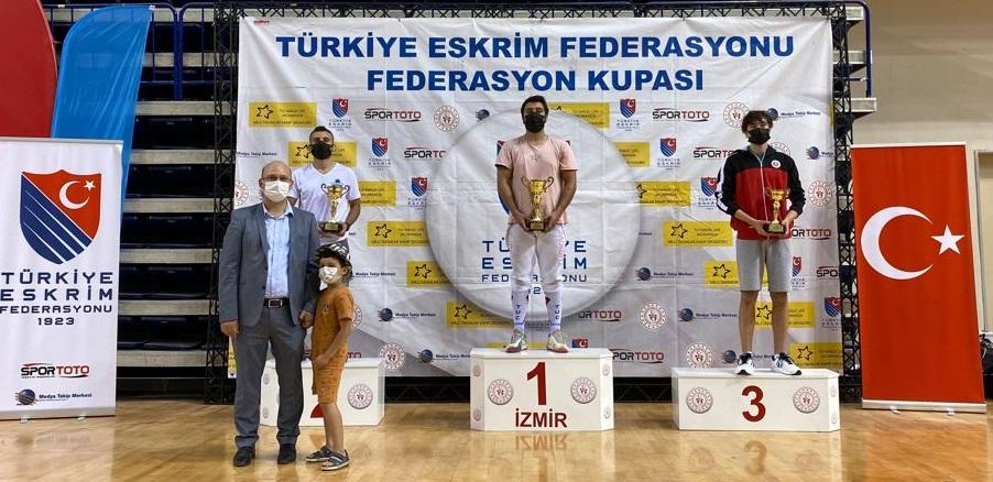 'Büyükler Federasyon Kupası' İzmir'de tamamlandı
